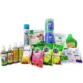 芭比盒子肥料绿之源浩然生物有机缓释鸡粪复合肥观叶营养液花多多