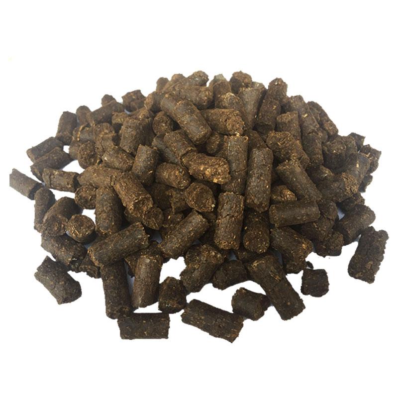 优质微生物发酵鸡羊粪蔬菜花木果树盆栽通用型颗粒缓释肥有机肥料